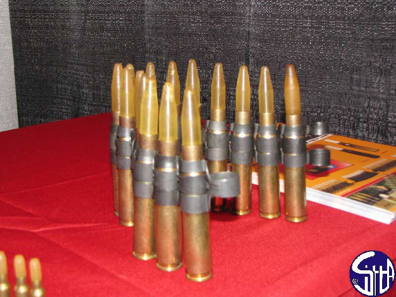 Wtf Less Lethal 50 Bmg The Firearm Blog