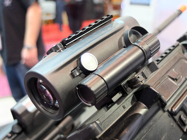 Zeiss ZO 4x30i Combat Gunsight: A SHOT Show Optic Preview