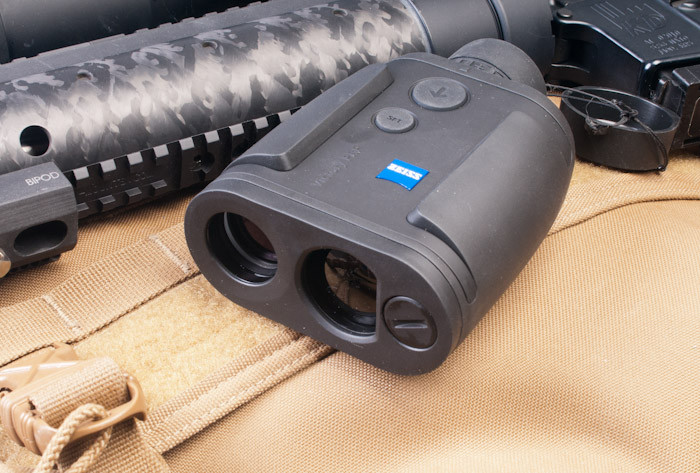 Zeiss Victory 8x26 PRF Laser Range Finder Review -The