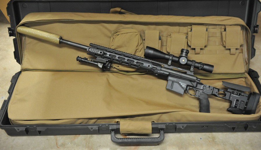First Remington Xm2010 On Sale To Consumers The Firearm