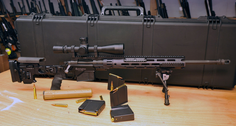 First Remington XM2010 On Sale To Consumers - The Firearm ...