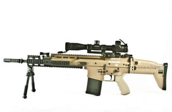 Aftermarket FN SCAR 17 Lower, Compatible with PMAG -The