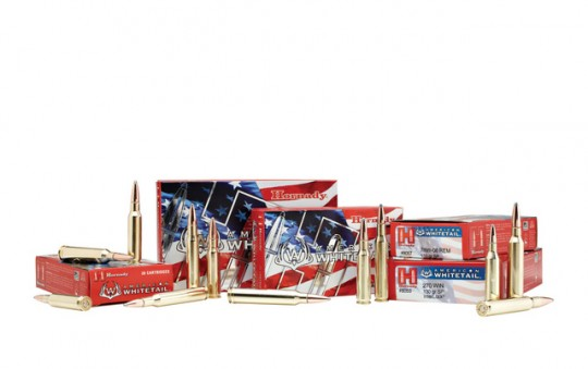 American Whitetail ammo