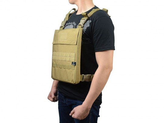 Strike Plate Carrier