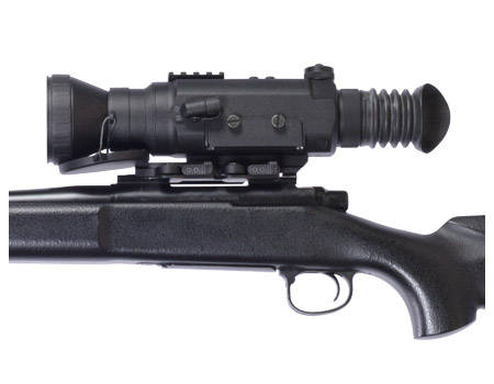 ATN ThOR 3 Thermal Weapon Sight: $13,000 of fun -The Firearm