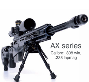 Accuracy International AX Series.
