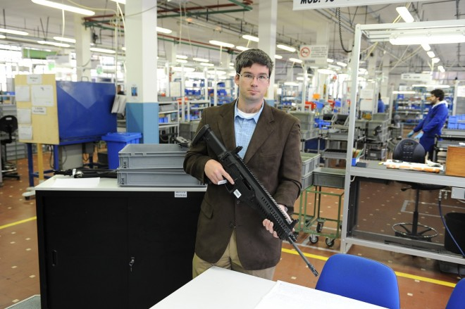 Hands-On with the Beretta ARX-160 -The Firearm Blog