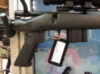 The MVP FLEX with its companion 10-round AR magazine.