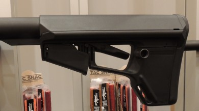 The CBR comes standard with a Magpul ACS-L butt stock.
