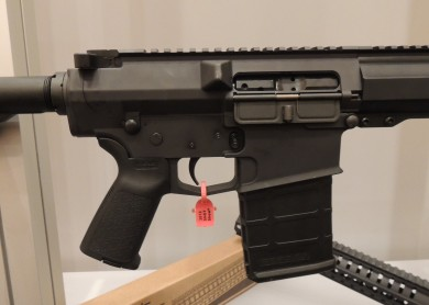 The Mk3 CBR receiver with Giessele SSA 2-stage trigger.