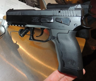 The Sphinx SDP Standard 9mm
