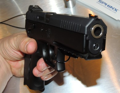 The business end of the SDP Standard.