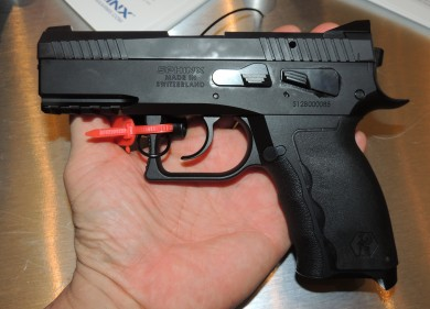 The other side of the SDP Compact.