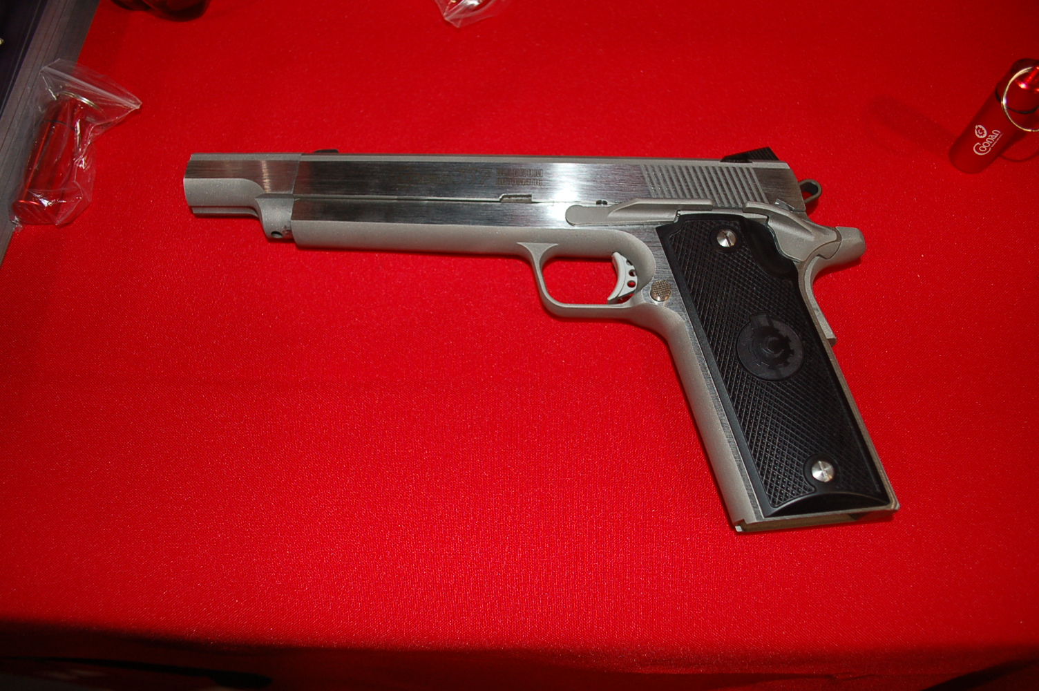 Coonan Arms Compensated 357 Magnum Classic -The Firearm Blog