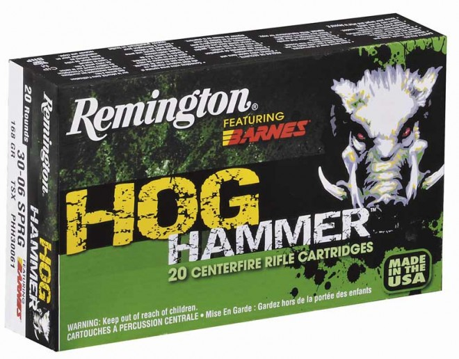 Hog Hammer Ammunition