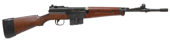 And the award for ugliest service rifle goes to...