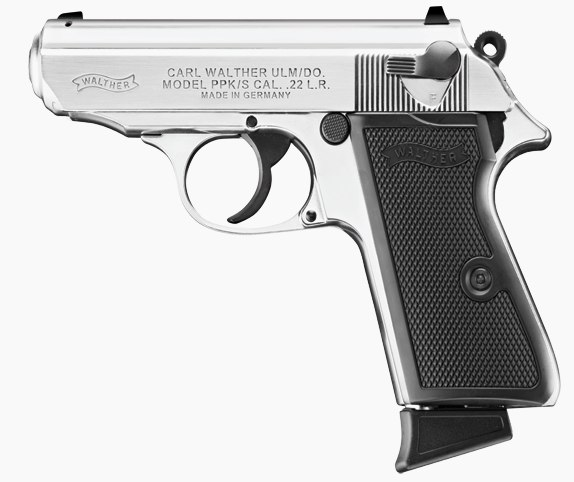 PPK_S .22 | Walther ArmsWalther Arms