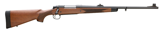 Remington's 100th Anniversary .375 H&H safari rifle.
