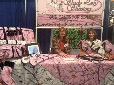 Dottie Nobles and Jessica Paine of Shady Lady