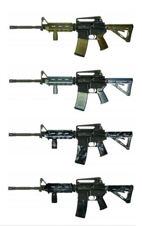 TWN Rifles