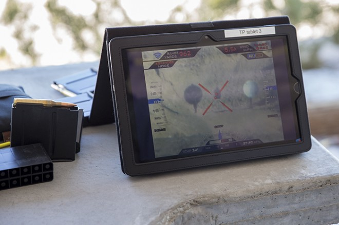 Tracking Point tablet