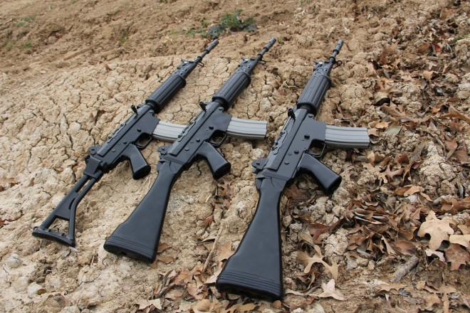 Gun Review: The FN FNC: Affordable Select-Fire 5 56 -The