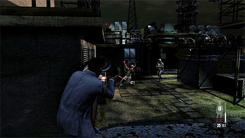 Screenshot from Max Payne 3