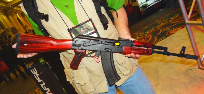 Timbersmith Red Ak 47 Stock Set The Firearm Blog