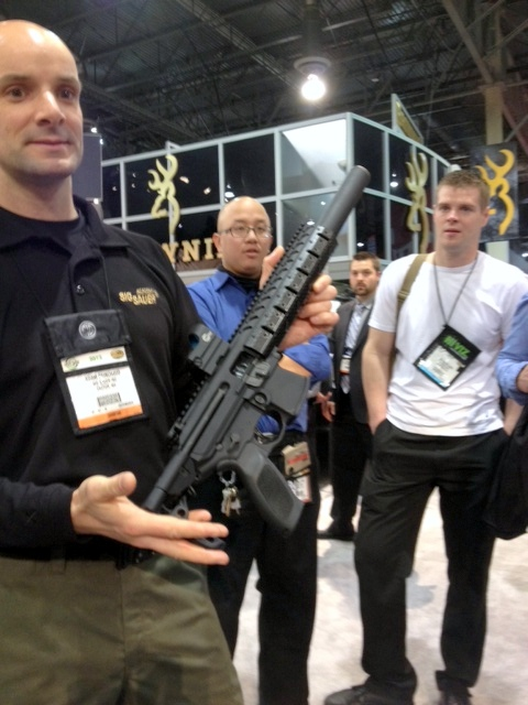 Sig MPX with Can. Voila!