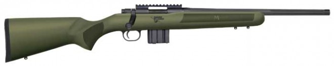 Mossberg Thunder Ranch MVP Rifle