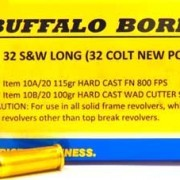 Buffalo Bore 32 Long