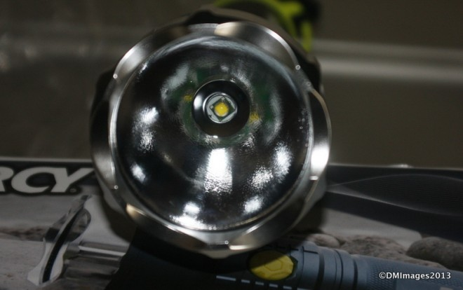Dorcy LED and reflector