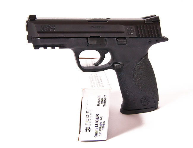 M&P Side View