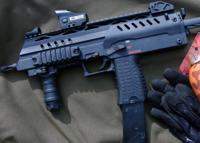 WE To Produce  22 H&K MP7 Replica -The Firearm Blog