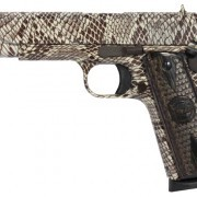 Iver Johnson snake 1911