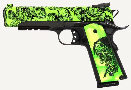 Iver Johnson Zombie 1911