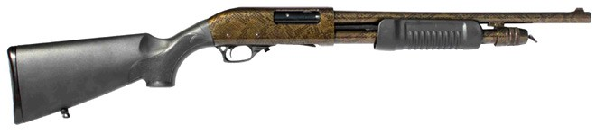 Iver Johnson shotgun