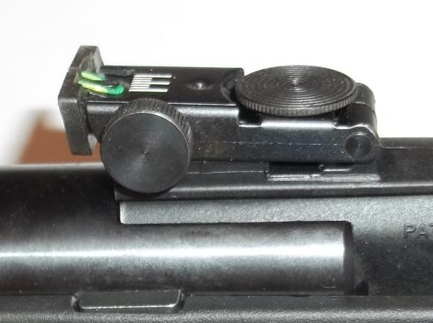 Rear Sight side view