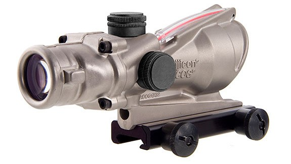 Trijicon ACOG nickel boron