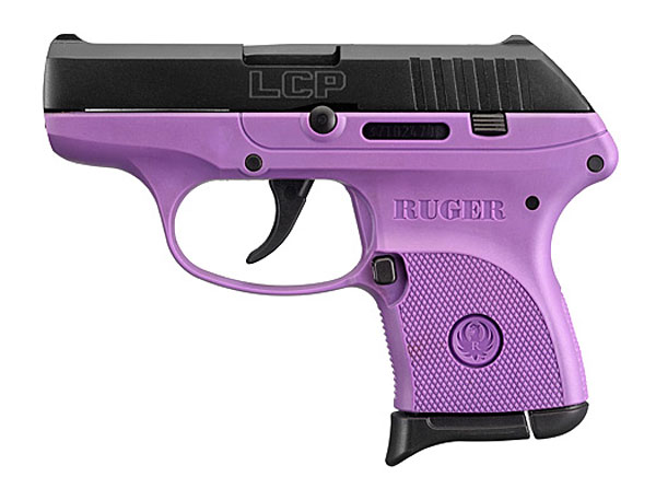 purple ruger lcp