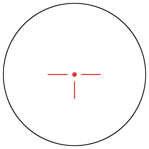 tdot reticle red