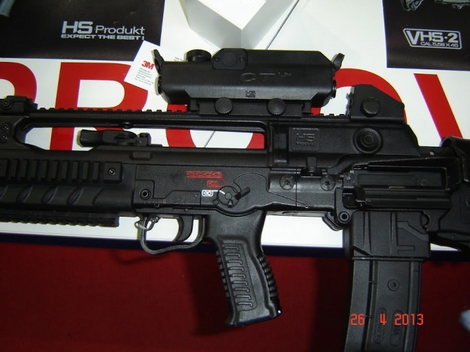VHS-2 Trigger. Thanks to Vicario for the photo.