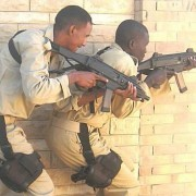 sudanese training with cz
