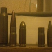 training ammunition