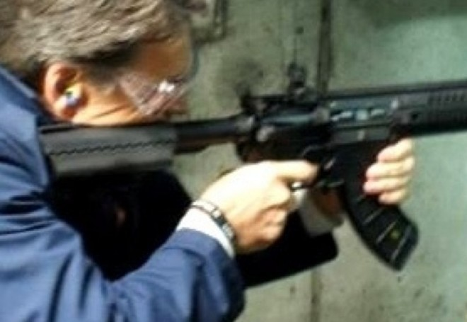 Colt LE901 7.62x39mm Rick Perry