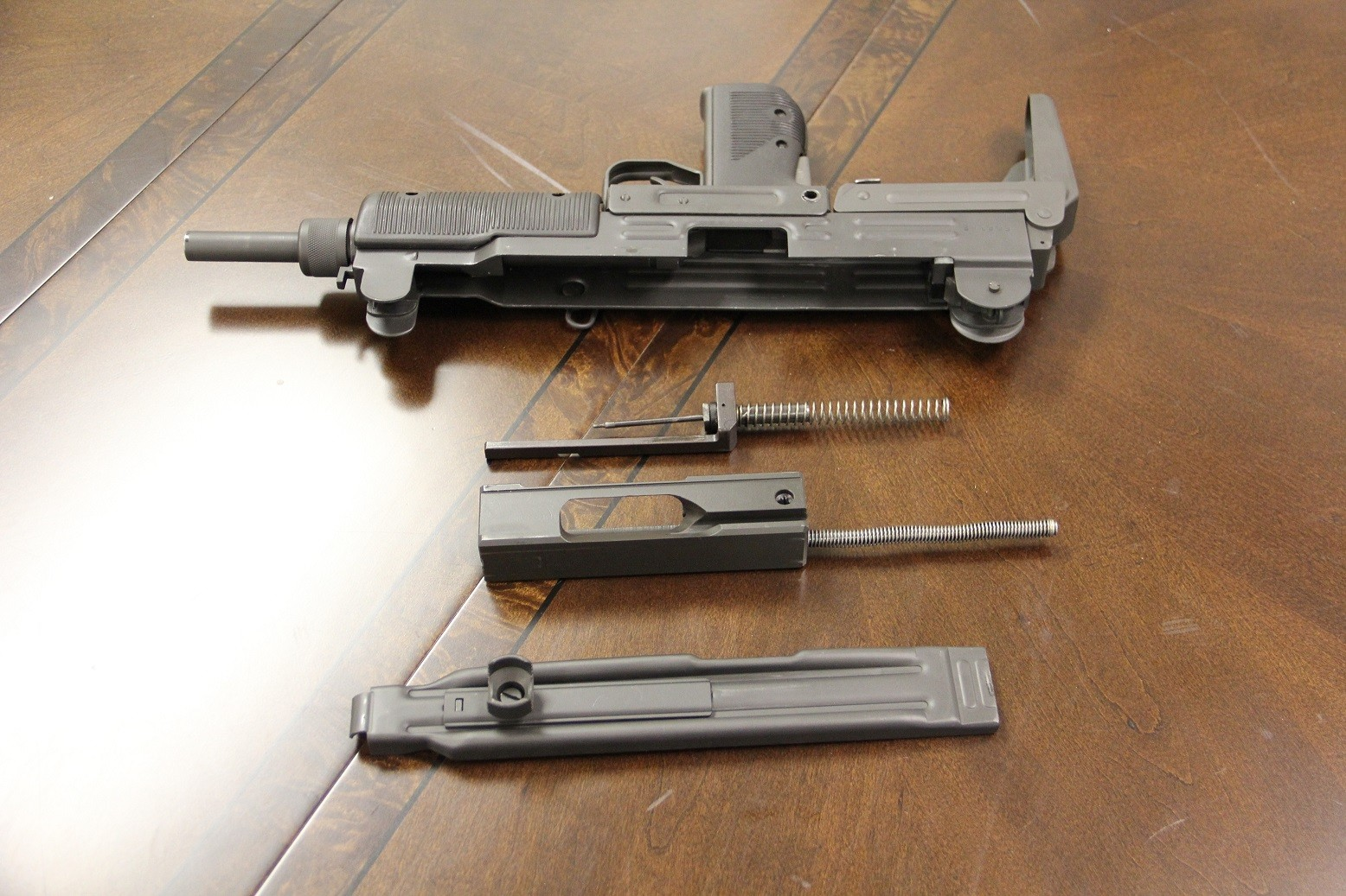 Uzi Disassembly