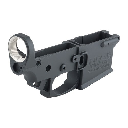 Mag Tactical Systems Lightweight AR-15 Lowers -The Firearm