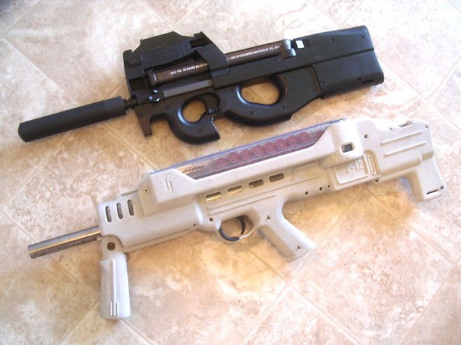 Monolith Arms P 12 The P 90 Like Shotgun That Never Was The