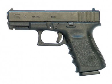 Both Glock and 9mm carried the day.