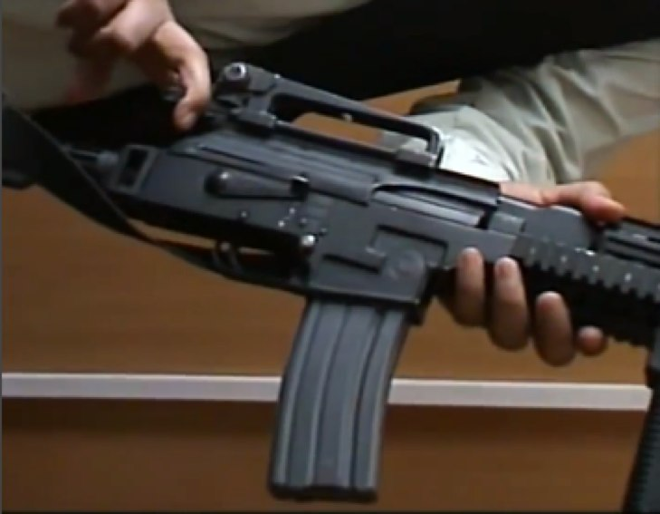 Can You Identify This Mystery 5 56mm Ak From Afghanistan